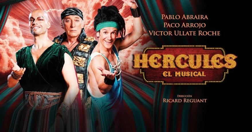 Llega 'Hércules' al Principal.