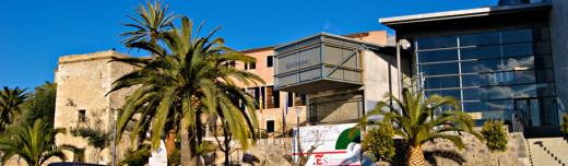 Ajuntament de Lloseta, en Mallorca.