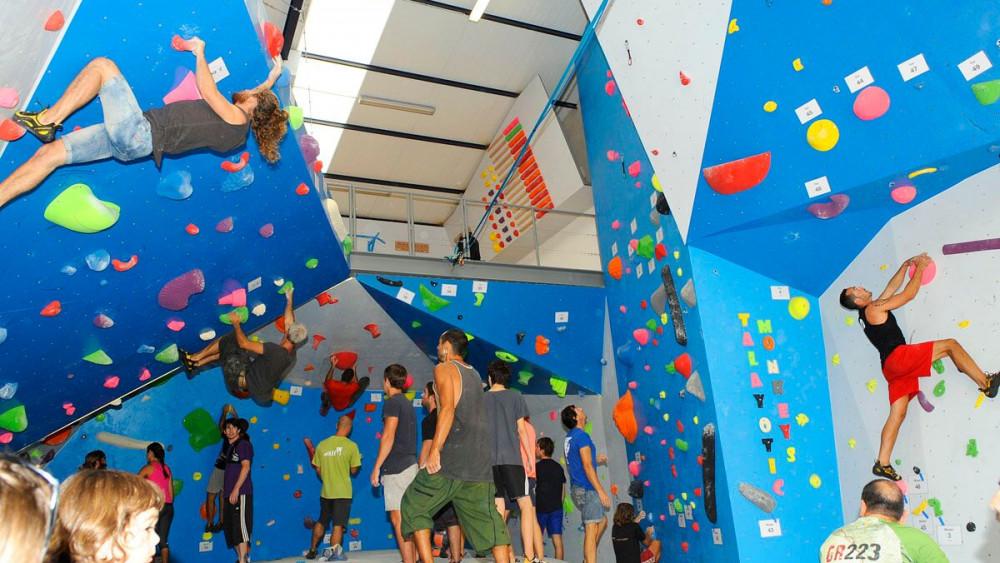 Imagen de las actividades desarrolladas por la mañana (Fotos: Tolo Mercadal)