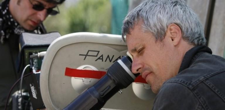 Marc Recha  ya  rueda en Menorca