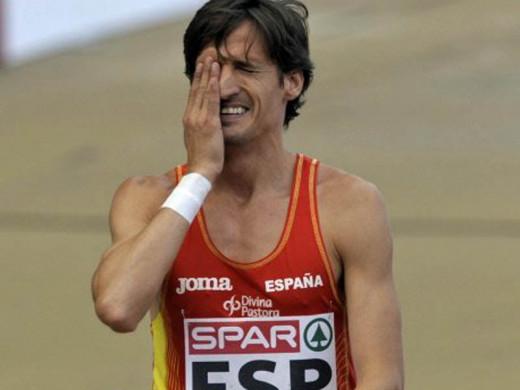 Retorno de un olímpico.