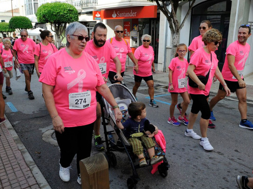 (Fotos) Alaior corre contra el cáncer