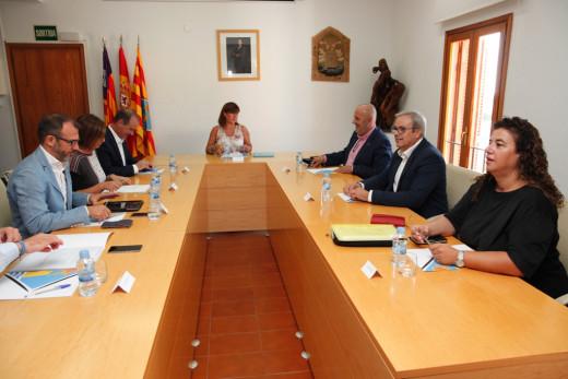 La conferencia de presidentes tuvo lugar en Formentera.