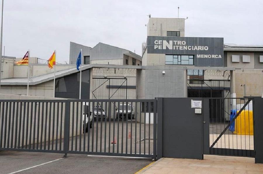 El agresor fue trasladado a la prisión de Menorca desde otro centro penitenciario