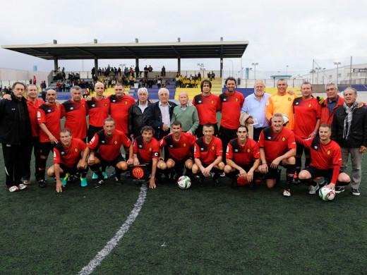 (Fotos) Fiesta del fútbol en Ciutadella