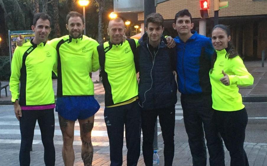 Menorquines en Barcelona.