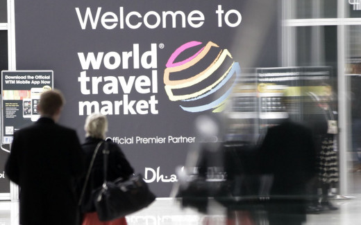 World Travel Market.