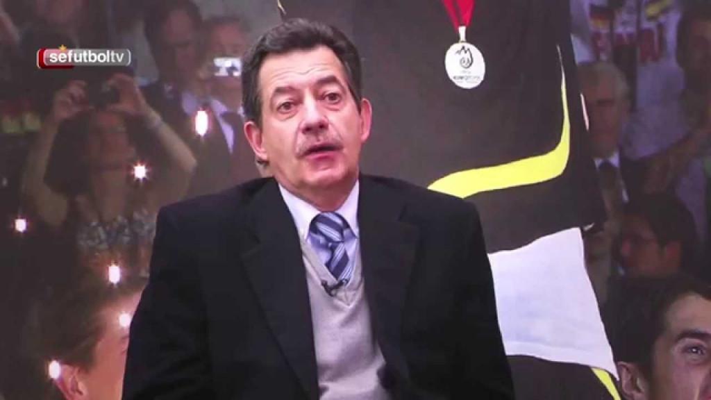 Eduardo Caturla, presidente del Comité Nacional de Entrenadores.