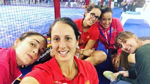 Selfie de Gemma Triay después de lograr la primera victoria (Foto: @gemmatriay)