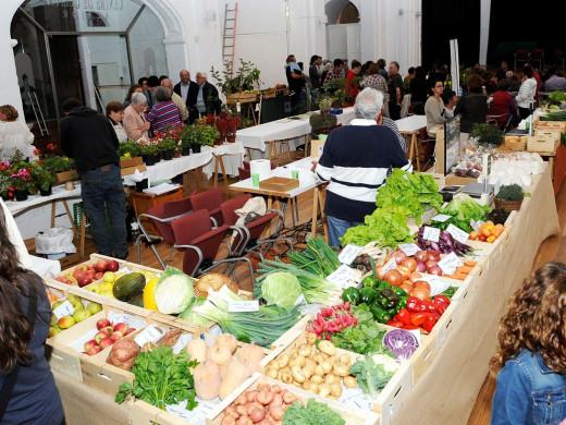 Buena acogida del producto ecologico en Alaior
