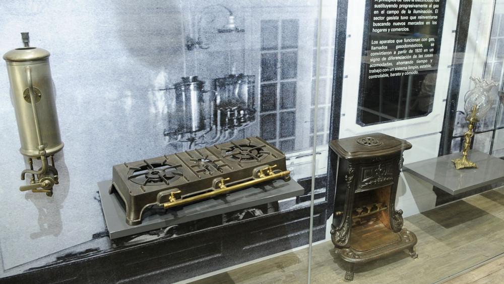 La historia del gas natural.