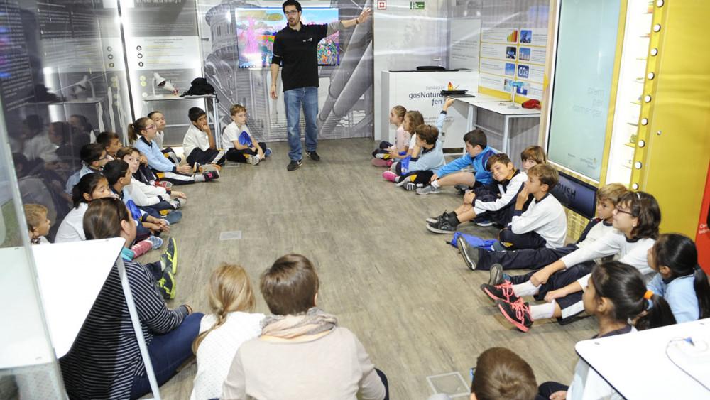 Se reforzará el uso de nuevas teconologías en los centros escolares públicos