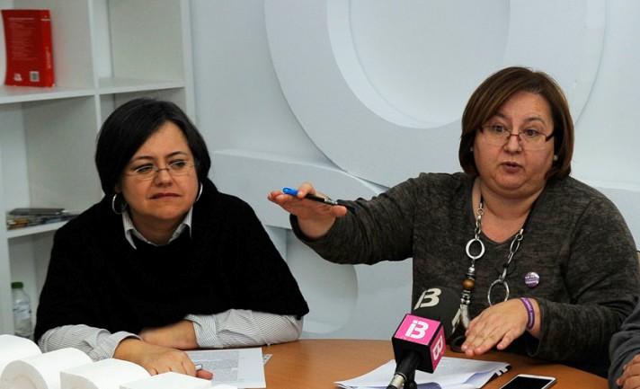 Grieta en Podemos.