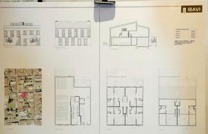 Los pisosdel Ibavi tendrán entre 50 y 80 metros cuadrados.