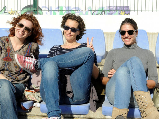 (Fotos) Seis goles y 1.265 euros de solidaridad