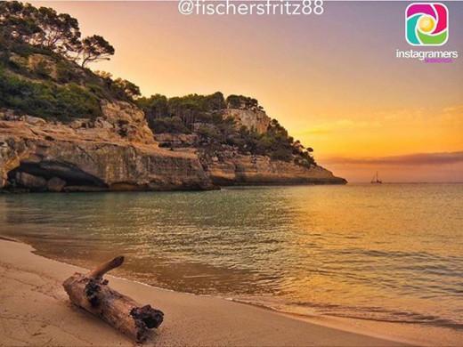 """Menorca en 5 fotos: las imágenes con más """"likes"""" en el grupo oficial de Instagram de la isla durante 2016"""