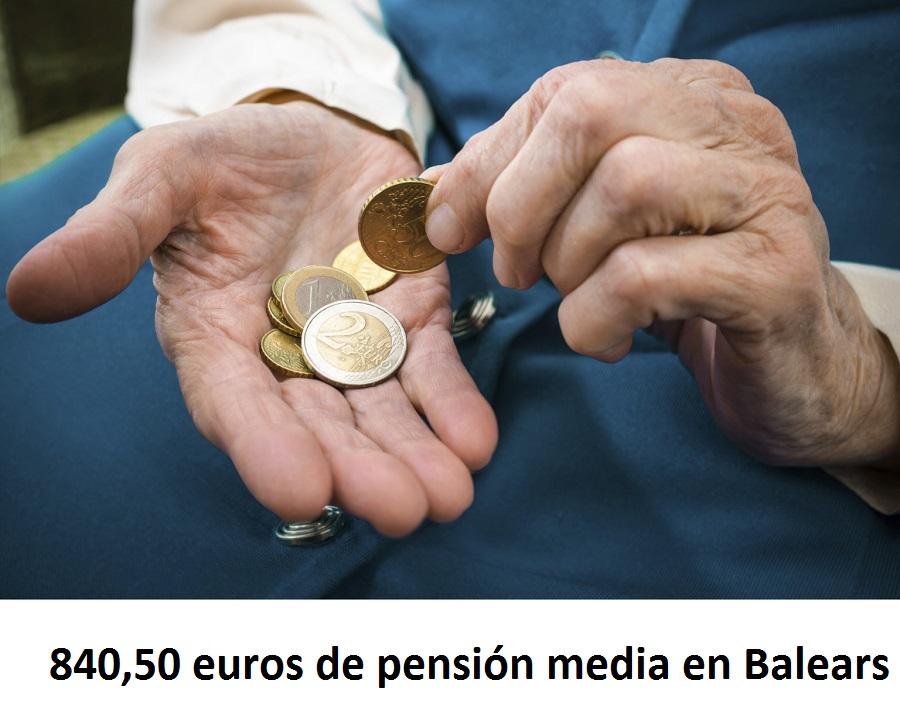 70 euros menos que la media.