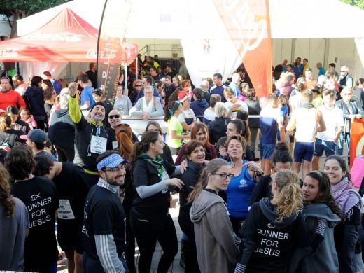 (Galería de fotos) Sant Lluís cierra el año a la carrera