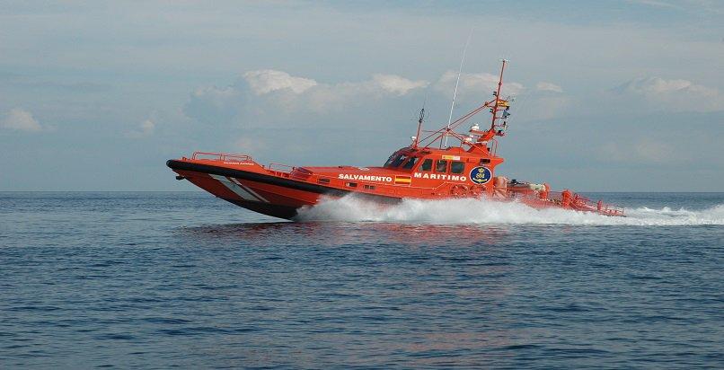 Salvamento Marítimo.