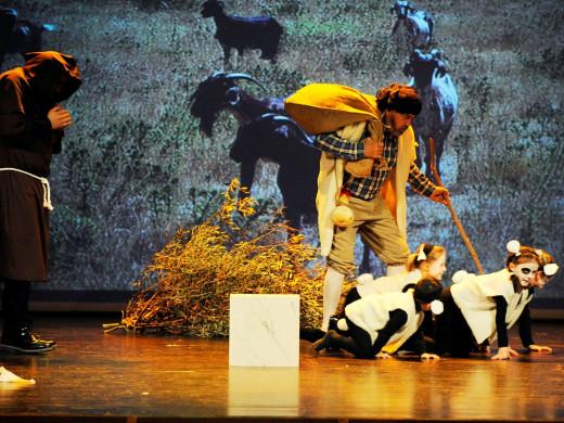 """(Fotos) Vuelven """"Els Pastorells"""""""