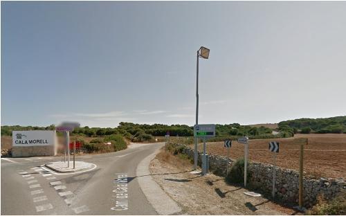 Imagen en Google Maps de la zona donde se tiene previsto actuar.