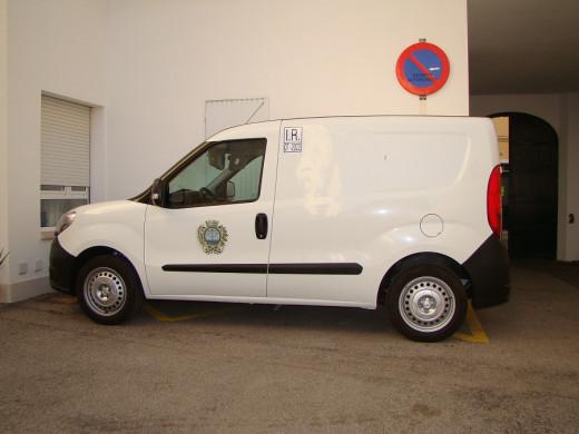 Imagen del nuevo vehículo.