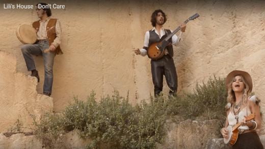 Captura de uno de los fotogramas del vídeo grabado en Lhitica.