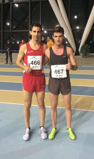 Quintana y Reurer, este sábado en Sabadell.