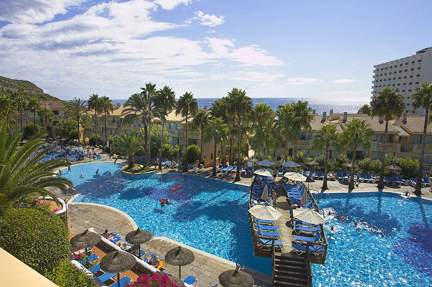 El Hotel Royal Son Bou es uno de los más galardonados como destino para el turismo familiar