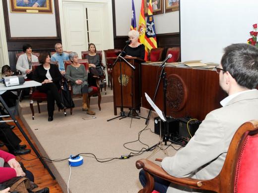 (Fotos) Menorca recuerda sus muertos en el holocausto