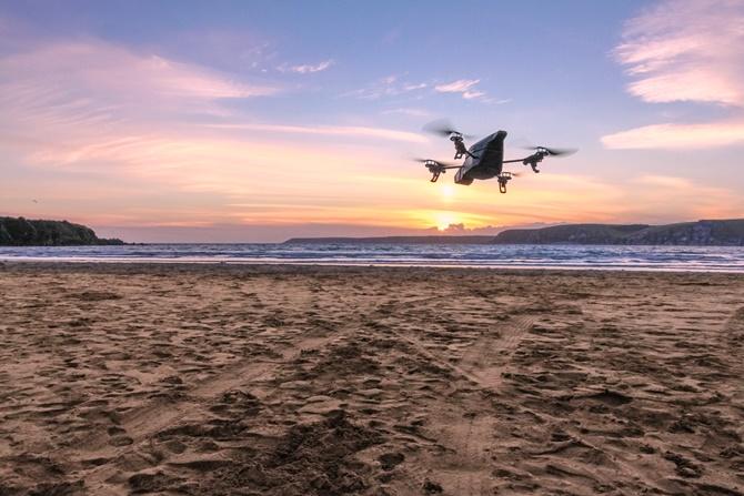 Los drones se utilizarán para acabar con la pesca furtiva en la Isla.