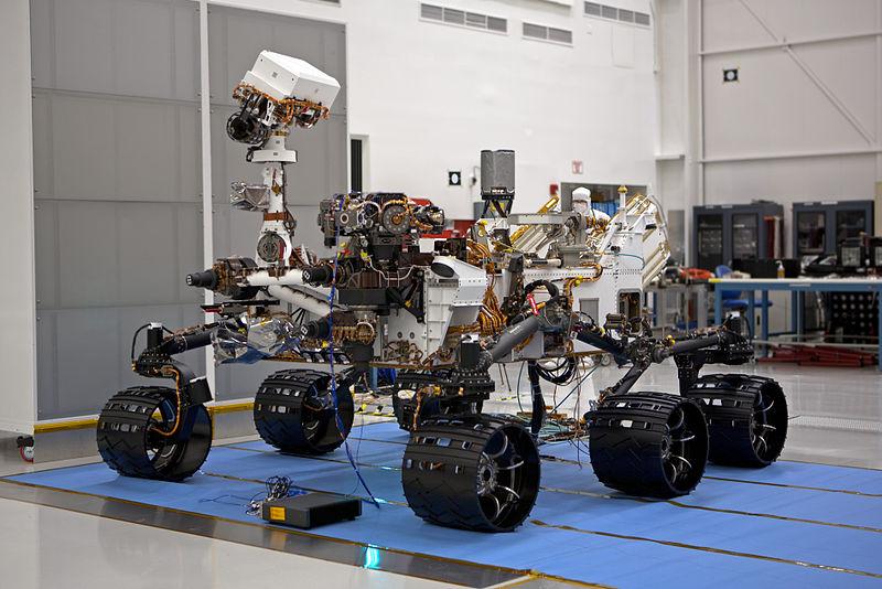 Mars 'Curiosity'