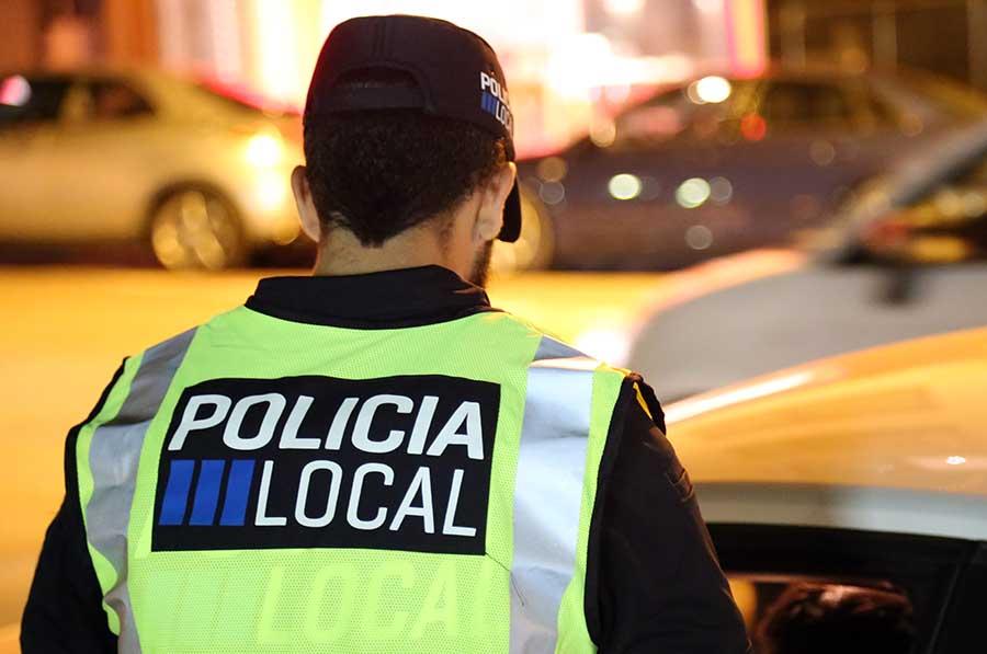 Policía Local de Inca.