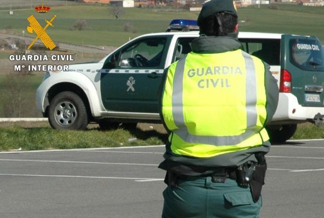 Fotografía de archivo de la Guardia Civil.