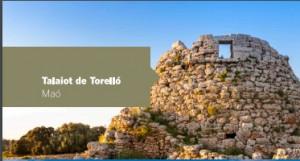 El talayot de Torrelló es el escenario de una de las excursiones.