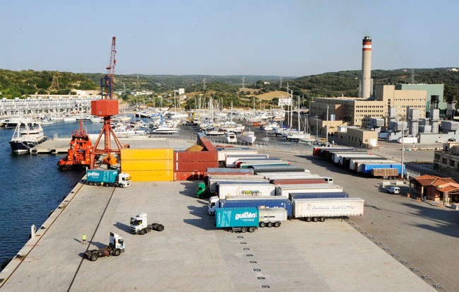 En setiembre Baleares tuvo un déficit comercial de 125,7 millones de euros