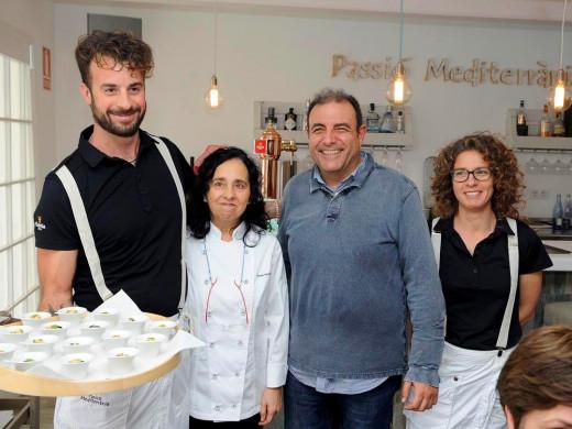 """Toda la """"Passió Mediterrània"""" en una carta gastronómica"""