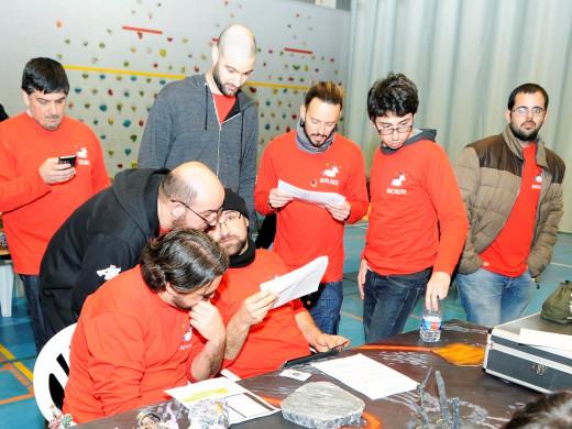 16 equipos pugnan por el campeonato territorial de Warhamer en Maó