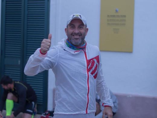 (Fotos y vídeo) Hamal Villar conquista la cuarta entrega de la Trail dels Fars