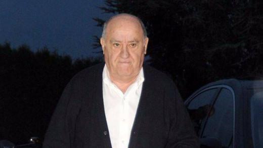 Amancio Ortega, en una imagen de archivo.