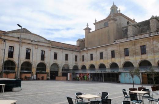 La terraza del Claustre del Carme de Maó será el escenario de las noches de cine al aire libre