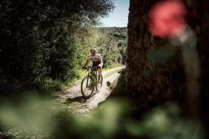 Momento de la prueba ciclista (Foto: Jordi Saragossa)