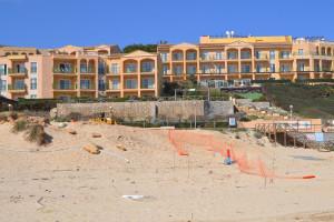 Imagen de la playa de Cala Mesquida.