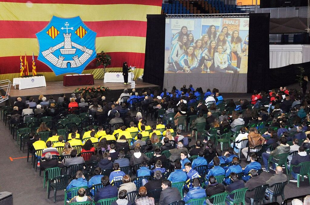 Imagen de la ceremonia del año pasado (Foto: Tolo Mercadal)