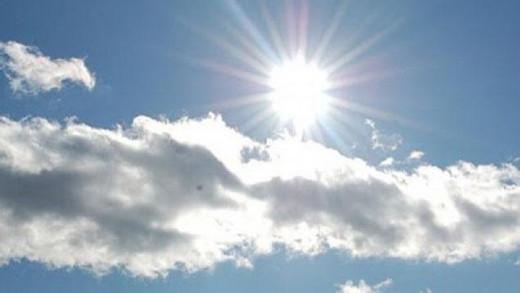 El sol estará presente en la Isla durante todo el fin de semana.