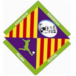 Escudo del Palma Futsal.