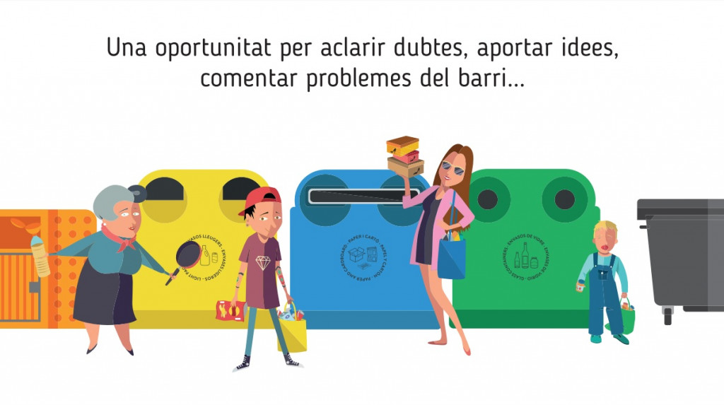 Imagen promocional de la campaña.
