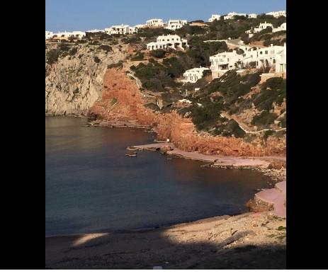 (Fotos) Radio Nacional España fija su mirada en Menorca