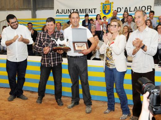 (Fotos) Espectacular triunfo de Binillubet en la Fira del Camp