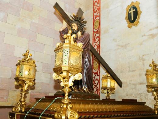 (Fotos) Maó se prepara para la Semana Santa
